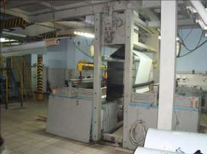 Barmag 5 layer blown film extrusion line