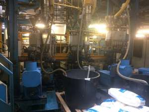 Macchi TCE 3 layer blown Film Line