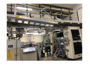 Schiavi Sigma 8 col CI flexo press