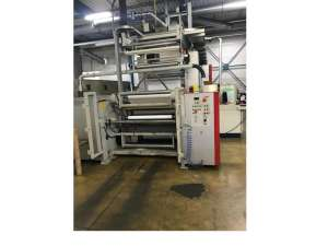 Comexi FJ 2108 CI flexo press