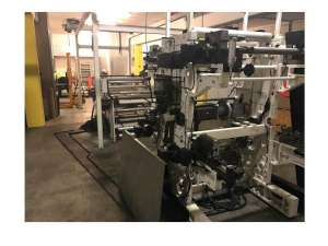 Windmoeller & Holscher Alina 880 flexo stack press