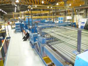 Jagenberg AS 328 Syncro Sheeter
