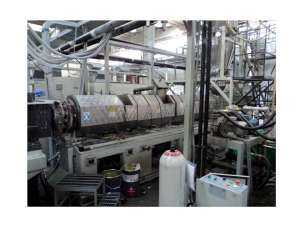 Bandera Film extrusion sheet line