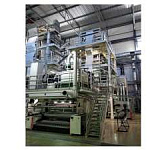 Macchi 5 layer blown film line